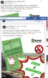 BUND-Facebook-Post, 23. Juni 2018