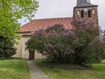 Ketzin, Zentrum mit Stadtkirche St. Petri, Havelpromenade, Parkanlagen