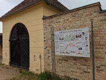 Paretz, Schlosspark und historischer Dorfkern