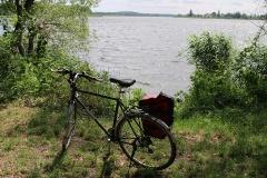Radtour über den Reiterweg durch den Wildpark West zur Wildmeisterei