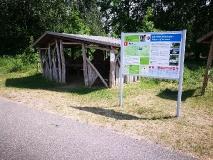 Europaradweg R1 zwischen Brück und Belzig