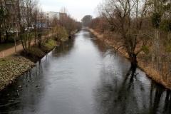 Aradosee/Radweg an der Nuthe