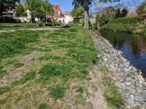 Uferpark Landzunge/Barocke Stadtmauer