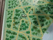 Wildpark West (mit Palaisblick, Käferburg, Wegestern und Wildmeisterei)