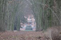 Rühstädt - Schlosspark und Elbe