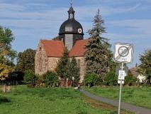Vom Kyffhäuser über den Unstrut-Radweg nach Naumburg